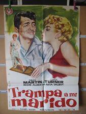 801     TRAMPA A MI MARIDO. DEAN MARTIN, LANA TURNER