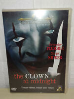 THE CLOWN AT MIDNIGHT - PLUMMER - ITA - ENG - DVD