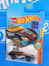 Hot Wheels 2017 Factory Set HW Digital Circuit 4/5 Tour De Fast CHASE Black