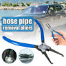 "7"" Fuel Feed Pipe Pliers Removal Hose Line Clip Clamp For Mercedes AUDI BMW"