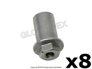 BMW (2002-2010) Valve Cover Cap Nut 7/5 mm (8) GENUINE + Warranty