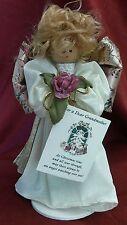 "Grandmother Angel Marycana Christmas Figurine 6 1/2"""