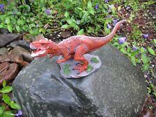 Dinosaur Figurine 5 Inch Red