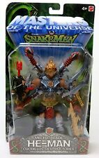 Masters OF THE UNIVERSE MOTU VS il snakemen-Mecha-Blade He-Man Action Figure