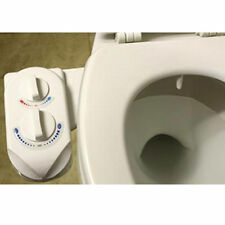 Hot/Cold Water Bidet Toilet Attachment Seat Bathroom Non-Electric Sprayer Nozzle