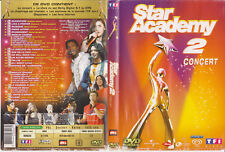 DVD STAR ACADEMY 2 CONCERT  PORT A PRIX COUTANT