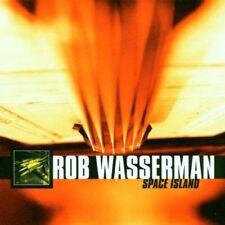 "Rob Wasserman  ""Space Island"" CD! BRAND NEW! STILL SEALED!!"