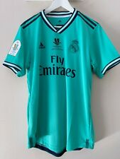 Real Madrid KROOS #8 Super Copa 2019 2020 AUTHENTIC Jersey Camiseta Adidas NEW!