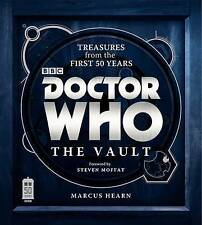 NEW Doctor Who: The Vault: Treasures from the First 50 Years by Marcus Hearn