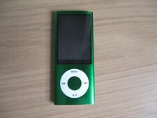 Apple Ipod Nano 5th Gen Green 8GB - Good Condition