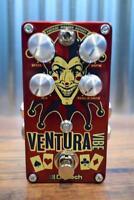 DigiTech Ventura Vibe Rotary Vibrato Tremolo Guitar Effect Pedal