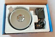 Slh Led Mirrored Rotating Light Stand w/Adapter for 3D Laser Crystals or Other