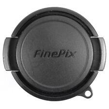 Original Fujifilm 43mm or 55mm Lens Cap for S Series Cameras Black Snap Fix