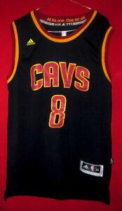 Nice Adidas Cleveland Cavaliers Matthew Dellavedova Sewn Jersey Size Mens Medium
