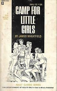 1970 CAMP FOR LITTLE GIRLS Rear Window Series RWS/121 SEXPLOITATION, SLEAZE