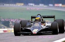 Ronnie Peterson JPS Lotus 79 Winner Austrian Grand Prix 1978 Photograph 7