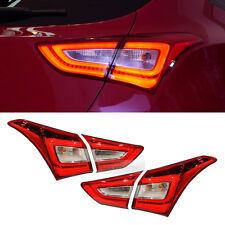 OEM Genuine Parts LED Rear Tail Light Lamp 4Pcs For HYUNDAI 2013-2016 Elantra GT
