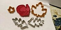 Vintage Fall Cookie Cutters