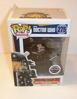 BBC Doctor Who Evolving Dalek Sec Funko Pop Figure Vinyl Gamestop Alien Robot