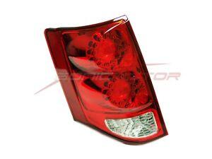 2011-2014 Dodge Grand Caravan Left Side Driver Tail Light Taillight Lamp
