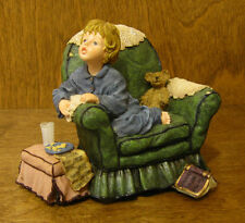 Boyds MUSICALS #272004 TRICIA...WAITING FOR SANTA, 1st Ed.,  From Retail Shop