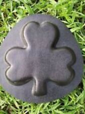 Gostatue MOLD shamrock heavy duty abs plastic stepping stone mold