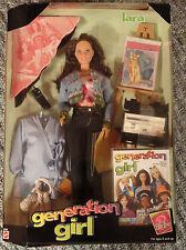 Mattel Barbie Generation Girl Lara 20968 Artist NRFB 1998 6+ Easel Paint Set