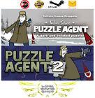 Puzzle Agent + Puzzle Agent 2 PC Digital STEAM KEY - Region Free