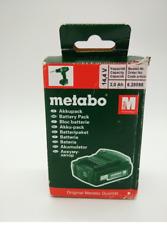 Metabo Akkupack 14,4 V 2,0 Ah Li-Power Air Cooled - 625595000