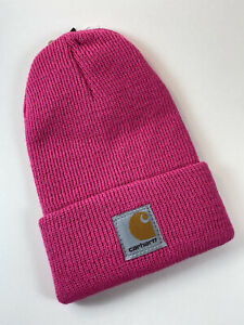 CARHARTT Toddler BABY Beanie | Fuchsia Purple | Hat Cap 100% Authentic NEW