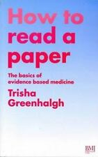 How to Read a Paper: The Basics of Evidence Based Medicine-ExLibrary