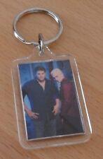 Schlüsselanhänger Motiv Buffy - Angel + Spike
