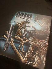 Men in Black Trilogy: 20th Anniv. Steelbook (2017, 4K Ultra Hd Blu-ray)