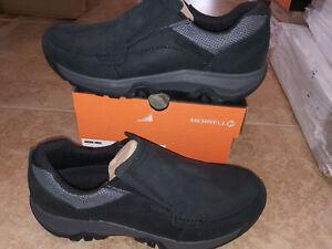 NEW Mens Merrell Anvic Moc Shoes, size 9.5