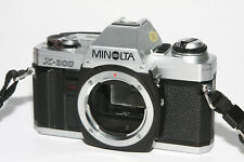 """Minolta X-300 SLR Gehäuse #9054836  """" Sehr guter Zustand """""""