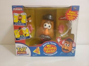 Toy Story Collection Mr. Potato Head Voice Activated w/ Part Popping Action New