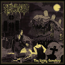 "GRAVEYARD GHOUL -12"" LP- The Living Cemetery   (Autopsy, Morbus Chron, Nihilist)"