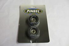 Pingel wheelie bar wheels convex type. for drag bike