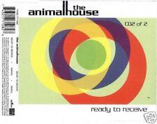 Ride The ANIMALHOUSE Ready to Receive w/ 2 LIVE TRX CD