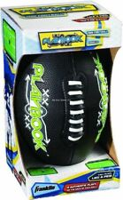 Franklin Mini Playbook Football With Spacelace - Green 49146621