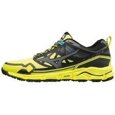 Mizuno Wave Daichi 4 Mens Trail Running Shoes - Bolt/Shadow/Black