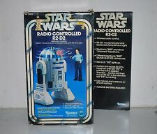 1978 Star Wars R2D2 Remote Control Robot In Original Box Instructions Excellent
