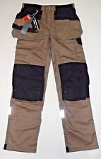 Scruffs Brown Trade Trouser 30in Waist 33in Long Leg