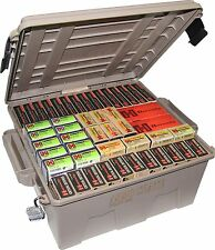Military Ammo Box Ammunition Crate Utility Box Plastic Ammo Storage Case Large
