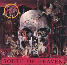 South of Heaven [PA] by Slayer (CD, Jul-2007, BRAND NEW SEALED