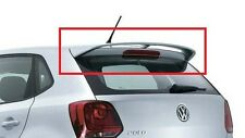 VW VOLKSWAGEN POLO 6R AND POLO CROSS FROM 2009 REAR ROOF SPOILER NEW WRC LOOK
