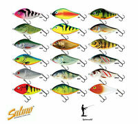 Salmo Slider VARIETY SIZES & COLOURS  Excellent lure for PIKE glider CHEAPEST