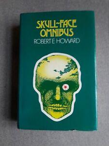 SKULL-FACE OMNIBUS(Robert E.Howard1st British/reprint of 1946 Arkham edition)NEW