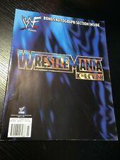 WWE WWF Magazine - WWF Presents - WRESTLE MANIA X-7 Souvenir Special 2001 WM 17
