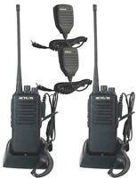2-Pack Retevis H777 WalkieTalkie UHF400-470MHz 2-Way Radios US **FREE SHIP**